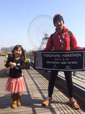 横浜マラソン_f0166486_13464087.jpg