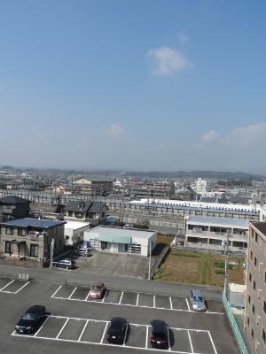 ✩ラフィーネ掛川bⅡ 新幹線見れちゃった♪_a0253729_1323384.jpg