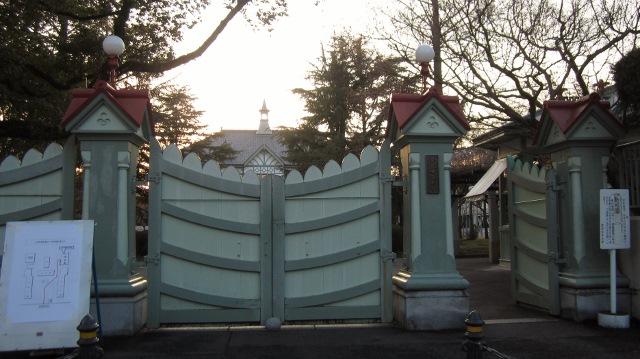 奈良女子大学          _c0009275_23314578.jpg