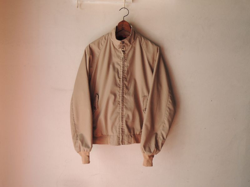 SPRING COTTON JACKET--RECOMMEND--_c0176867_20432786.jpg
