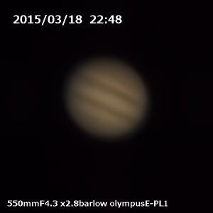 60cmドブソニアン自作記(133) 木星を撮ってみる_a0095470_23382553.jpg