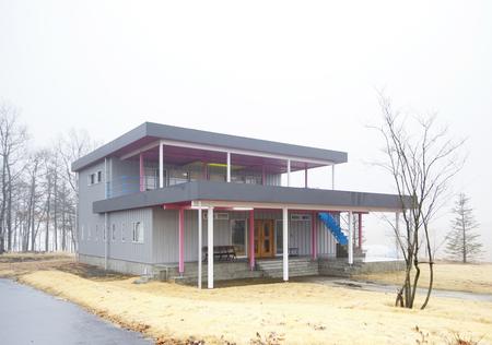 大分の研修施設 研修棟_f0171785_16573610.jpg