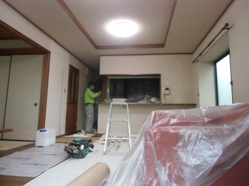 O様邸(西区南観音)キッチンリフォーム工事_d0125228_7575572.jpg