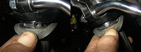 BMW ハンドルの交換 グリップヒーター_e0218639_17323036.jpg