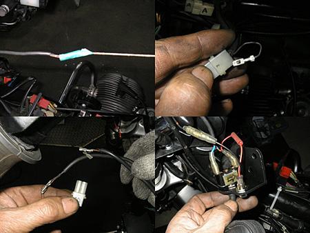 BMW ハンドルの交換 グリップヒーター_e0218639_17324550.jpg