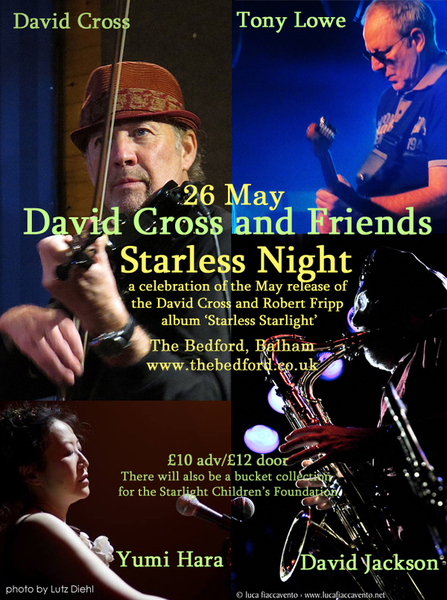 Starless Night/David Cross, Yumi Hara, David Jackson, Tony Lowe_c0129545_23282390.jpg