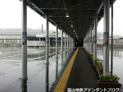新黒部駅 アテンダント通信_a0243562_15011281.jpg