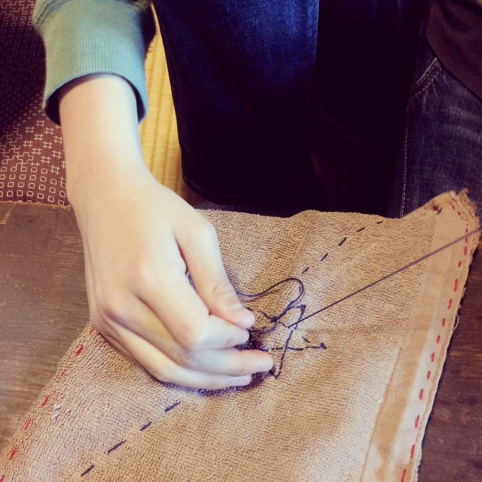 ちくちく手縫いのワークショップ_a0149272_17143810.jpg
