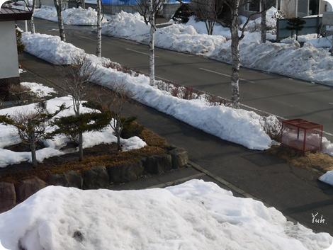【雑記】雪山のその後 【英5再・最後の言葉】口に…_e0132084_7472361.jpg