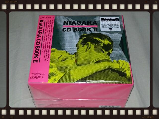 大滝詠一 / NIAGARA CD BOOK Ⅱ_b0042308_1411472.jpg