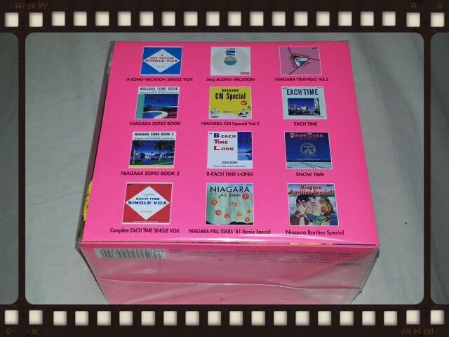 大滝詠一 / NIAGARA CD BOOK Ⅱ_b0042308_1411743.jpg