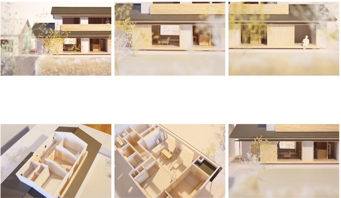 フルオーダーハウス U-House! 実施設計が完了しました。_f0165030_8293563.jpg