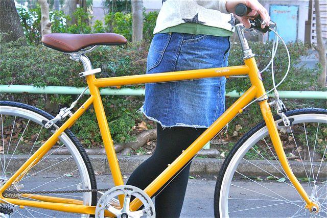 tokyobike 26 トーキョーバイク 26 おしゃれ 自転車 女子 クロスバイク リピトデザイン_b0212032_18145059.jpg