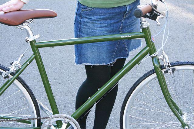tokyobike 26 トーキョーバイク 26 おしゃれ 自転車 女子 クロスバイク リピトデザイン_b0212032_1815416.jpg