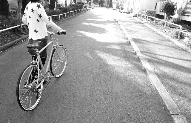 tokyobike 26 トーキョーバイク 26 おしゃれ 自転車 女子 クロスバイク リピトデザイン_b0212032_18184762.jpg