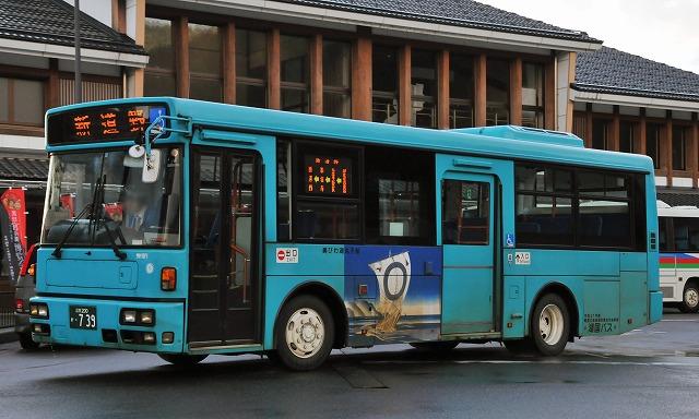 湖国バス~西工96MC/日産ディーゼルRMワンステップバス_a0164734_1063278.jpg