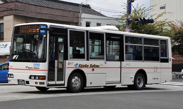 京都交通~エアロミディMKノンステップバス  837_a0164734_9495923.jpg