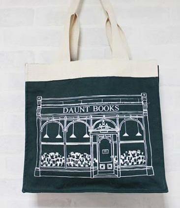 ロンドン DAUNT BOOKSトートバッグ再入荷しました_b0270459_21475675.jpg