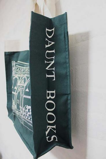 ロンドン DAUNT BOOKSトートバッグ再入荷しました_b0270459_2150225.jpg