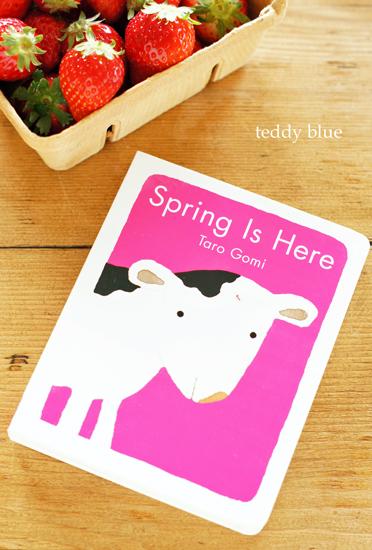 Spring is here!  春が来た!_e0253364_11383482.jpg