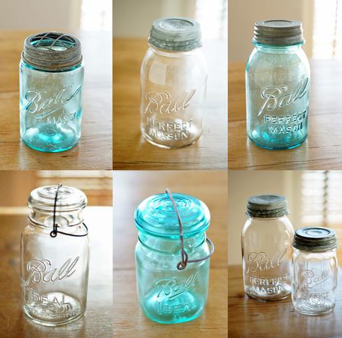 antique Ball jars  アンティーク ボールジャー_e0253364_17192463.jpg