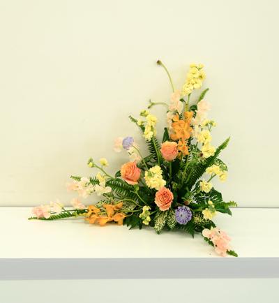 今月のNHK文化センター普通科の花_f0185066_102668.jpg