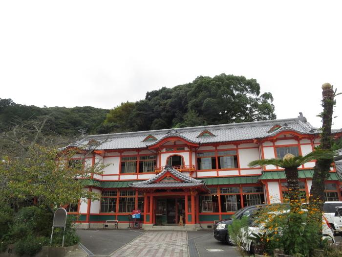 九州放浪4日目その2 鉱泉と温泉_b0339488_20545144.jpg