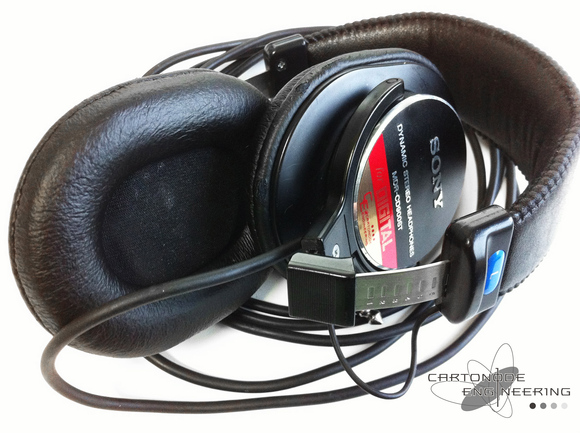 <MDR-CD900ST> ★折りたたみ加工/消耗品交換/セットアップ_d0215389_15361225.jpg