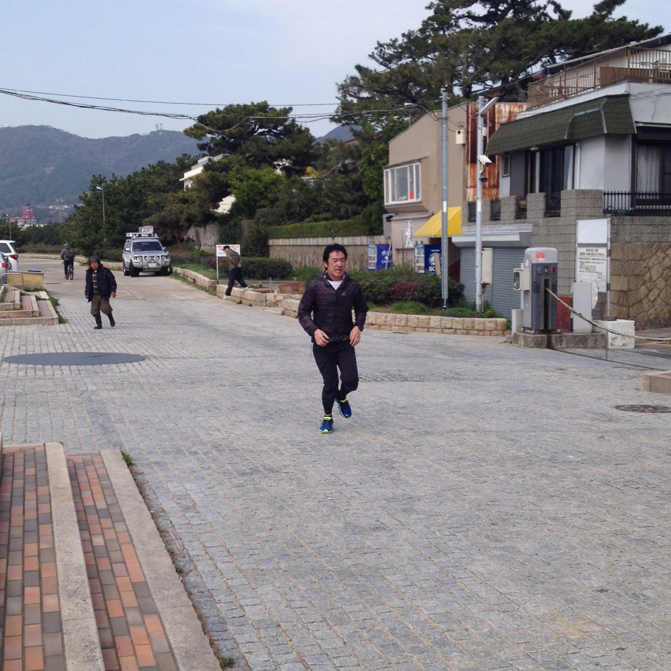今日の「土曜ジョギング」_d0182937_181088.jpg