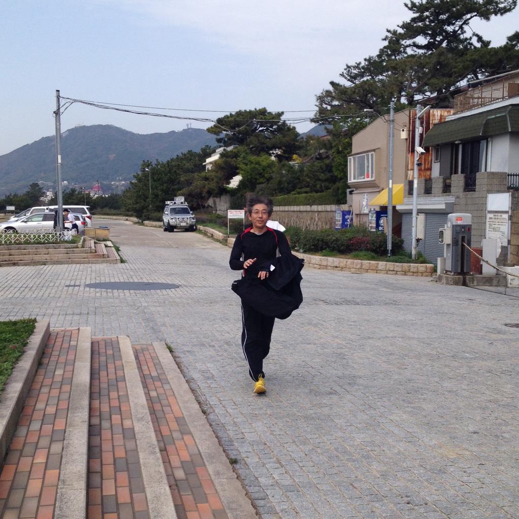 今日の「土曜ジョギング」_d0182937_1813534.jpg