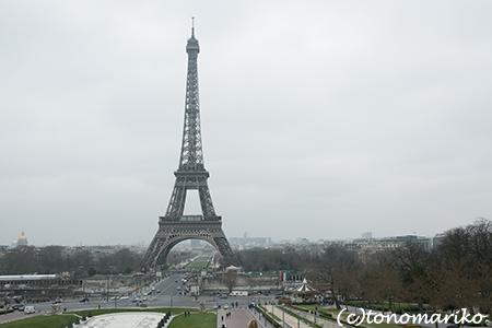 スモッグの中のパリのお散歩_c0024345_7431934.jpg