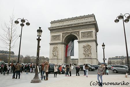 スモッグの中のパリのお散歩_c0024345_7435491.jpg
