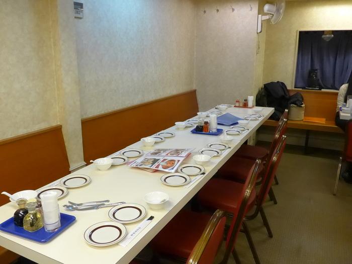 「神楽坂飯店」のジャンボ餃子を食べる。_f0232060_14355653.jpg