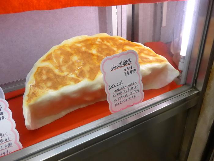 「神楽坂飯店」のジャンボ餃子を食べる。_f0232060_14375859.jpg