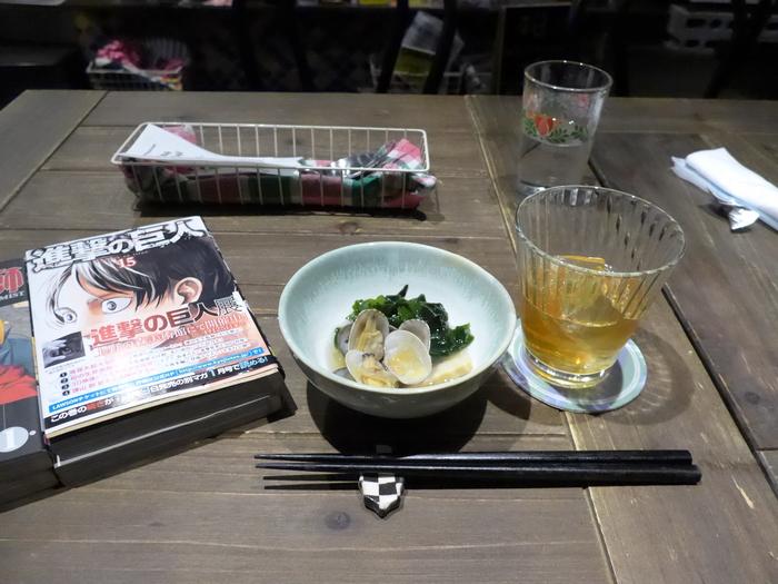 西荻窪「家庭料理とお酒 iitoco イイトコ」へ行く。_f0232060_22525896.jpg