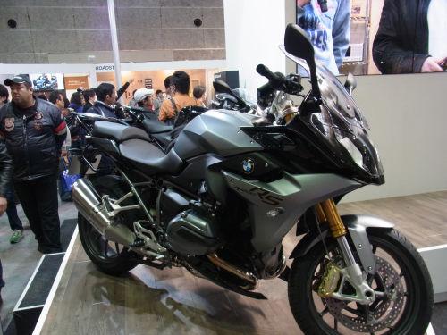 2015大阪モーターサイクルショー速報風レポート!_e0254365_2156688.jpg