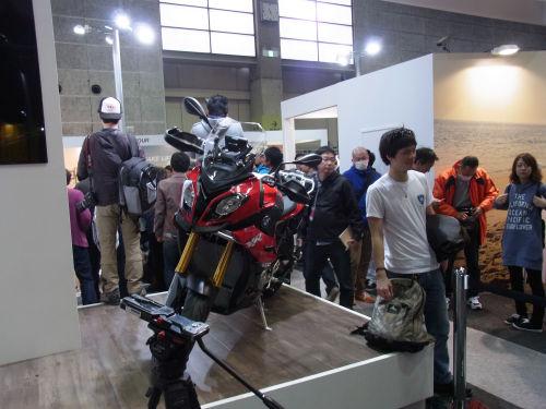 2015大阪モーターサイクルショー速報風レポート!_e0254365_2212340.jpg