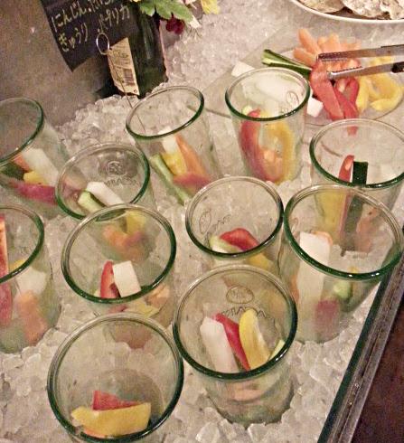 ワイン(シャンパンあり)飲み放題1990円♪「ESOLA」@田町_b0051666_20191253.jpg
