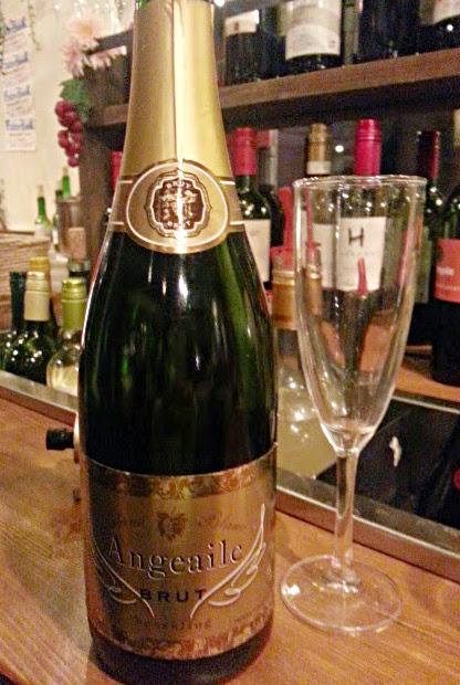 ワイン(シャンパンあり)飲み放題1990円♪「ESOLA」@田町_b0051666_20194986.jpg