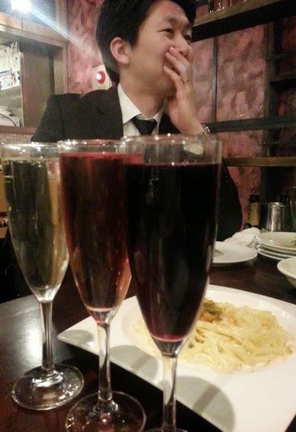 ワイン(シャンパンあり)飲み放題1990円♪「ESOLA」@田町_b0051666_2020103.jpg
