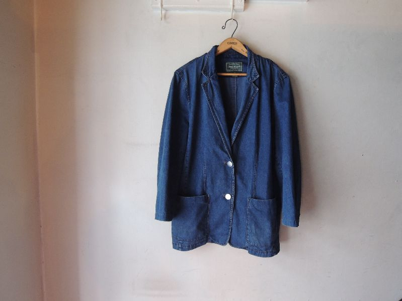 LAUREN JEANS CO. DENIM BLAZER&JACKET--RECOMMEND--_c0176867_135931100.jpg