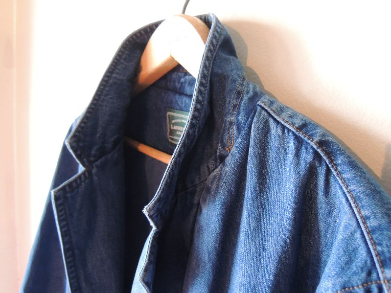 LAUREN JEANS CO. DENIM BLAZER&JACKET--RECOMMEND--_c0176867_1411029.jpg