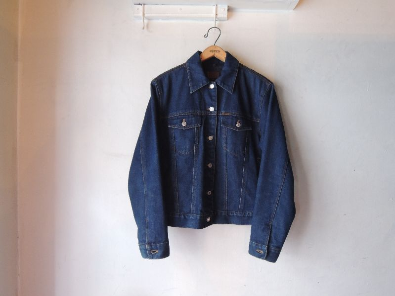 LAUREN JEANS CO. DENIM BLAZER&JACKET--RECOMMEND--_c0176867_1444337.jpg