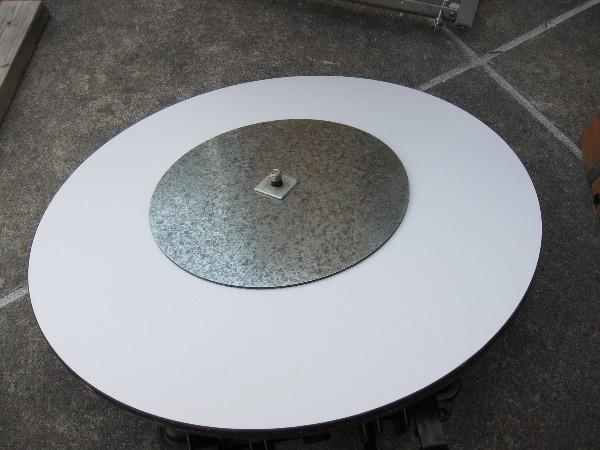 60cmドブソニアン自作記(134) 水平回転部を改良する_a0095470_8272674.jpg
