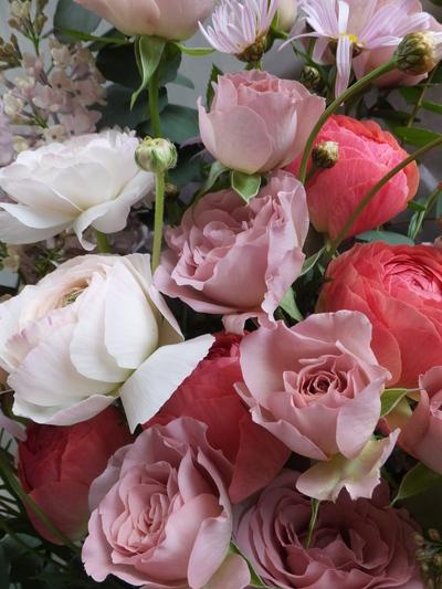 オークリーフ(卒業式の花束)_f0049672_1616611.jpg