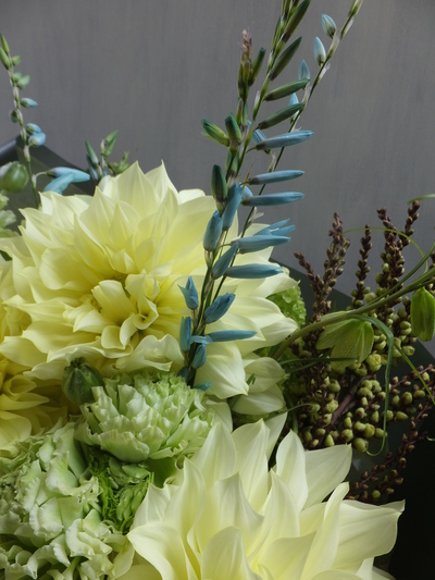 オークリーフ(卒業式の花束)_f0049672_16451661.jpg