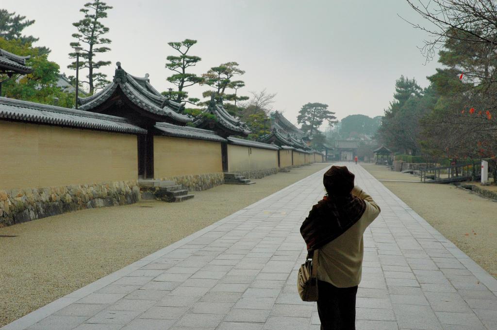 ⑬法隆寺を訪ねて_a0148206_8381699.jpg