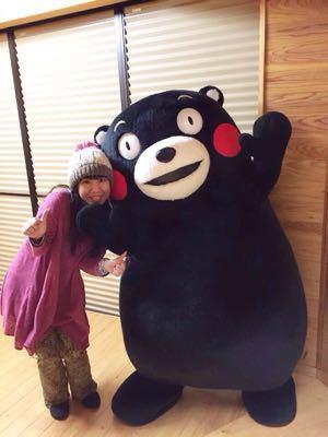 「くまモン誕生祭」の司会 楽しかったモン♪_f0015517_21364013.jpg