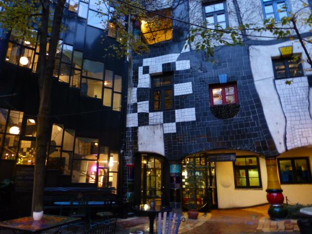 中欧旅行記 ウィーン編 Kunst Haus Wien_e0237625_15361425.jpg