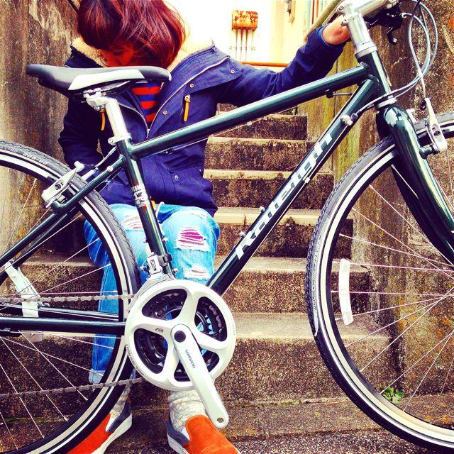 2015 Raleigh ラレー『RFL』クロスバイク 自転車 おしゃれ 女子 ロード _b0212032_20575125.jpg